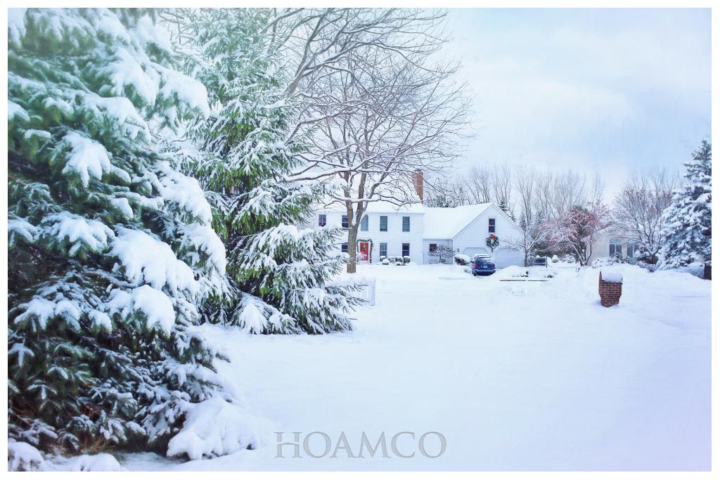Winter Storm Preparedness For HOAs